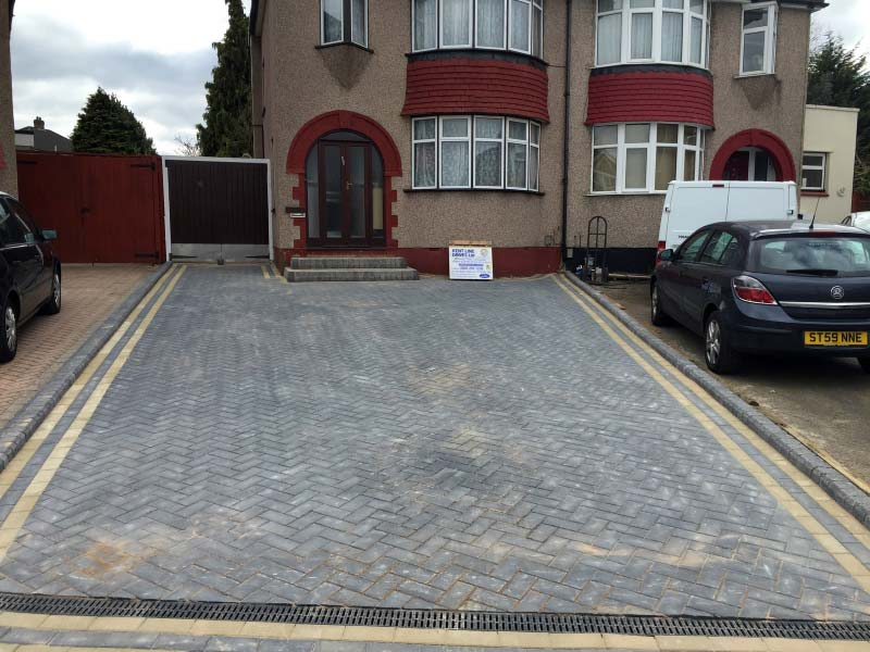 Block Paving Driveways
