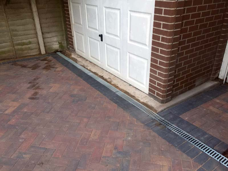 Block Paving, Landscaping and Driveway Project
