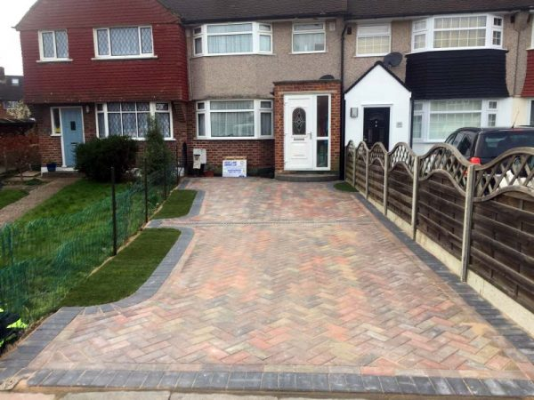 Driveway and Block Paving Project