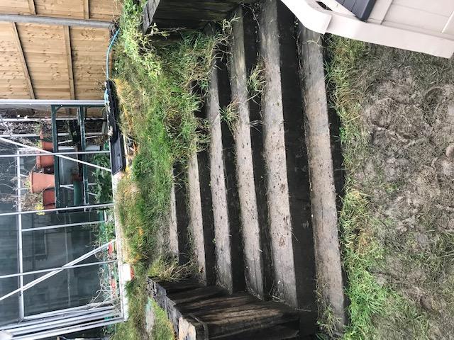 Kent Garden Patio Brickwork