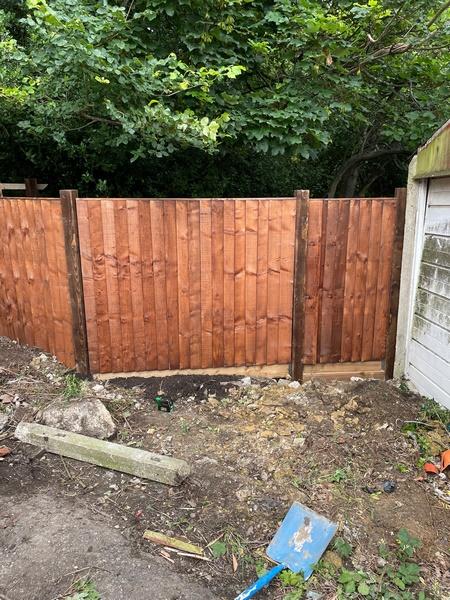 Bromley Garden Fencing